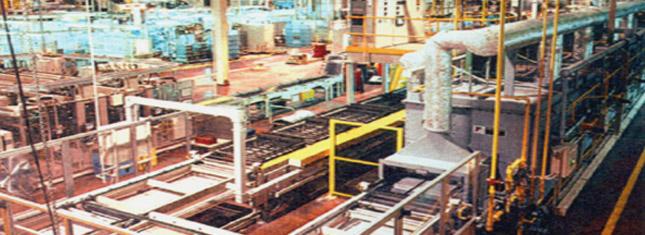 Lò hàn nhôm không khí có kiểm soát (CAAB®)